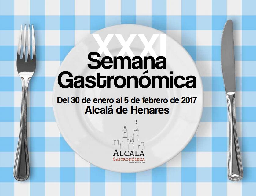 XXXI Semana Gastronómica