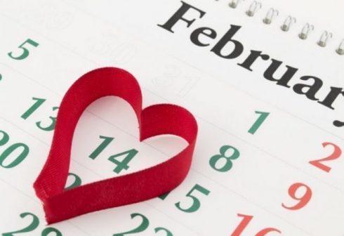 Menú San Valentin